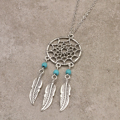 Dream Catcher Necklace - RHIZMALL.PK Online Shopping Store.