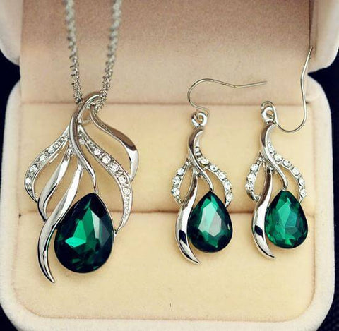 Kenneth Sterling Silver Jewellery Set