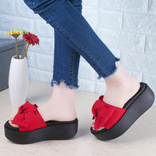 Big Bow-Tie Shoes Women - RHIZMALL.PK Online Shopping Store.