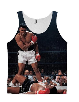 ALI LAST FIGHT TANK TOP - RHIZMALL.PK Online Shopping Store.