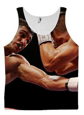 Amir Khan 2 TANK TOP - RHIZMALL.PK Online Shopping Store.