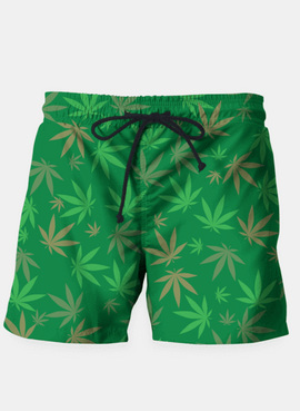 Falling Pot Shorts - RHIZMALL.PK Online Shopping Store.