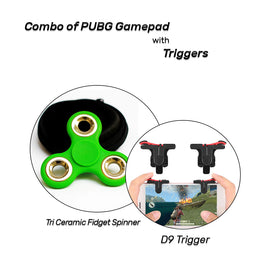 Combo of Triggers with Fidget Spinners - RHIZMALL.PK Online Shopping Store.