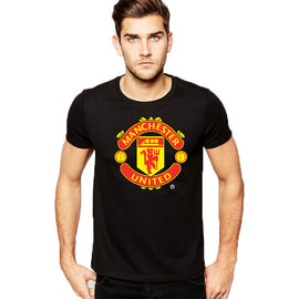 Manchester United Half Sleeves T-Shirt - RHIZMALL.PK Online Shopping Store.