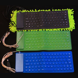 Flexible Keyboard USB Supported | Rhizmall.pk - RHIZMALL.PK Online Shopping Store.