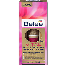 Balea Vital 5in1 anti-fatigue eye cream, 15 ml - RHIZMALL.PK Online Shopping Store.