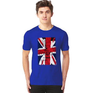 London Half Sleeves T-Shirt - RHIZMALL.PK Online Shopping Store.