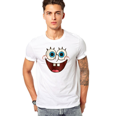 SpongeBob Half Sleeves T-Shirt - RHIZMALL.PK Online Shopping Store.