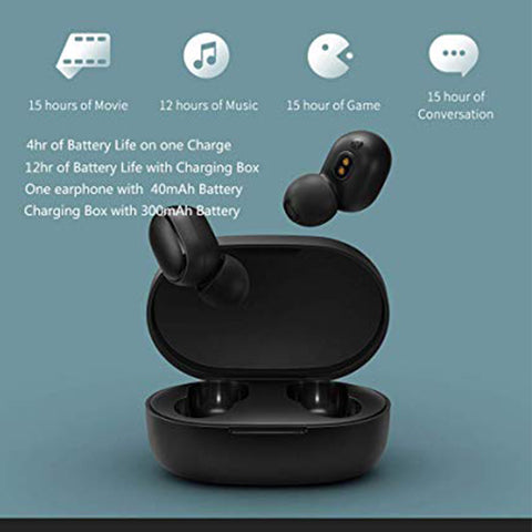 MI True Wireless Bluetooth 5.0 redmi  airdots Earphone - RHIZMALL.PK Online Shopping Store.