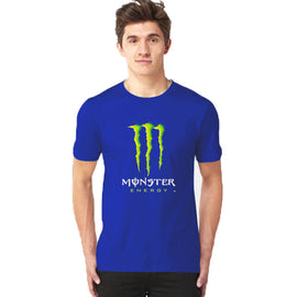Monster Half Sleeves T-Shirt - RHIZMALL.PK Online Shopping Store.
