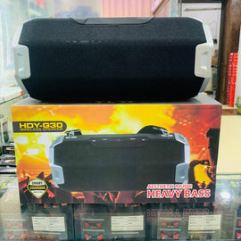 SPEAKER  BLUETOOTH HDY G30 - RHIZMALL.PK Online Shopping Store.