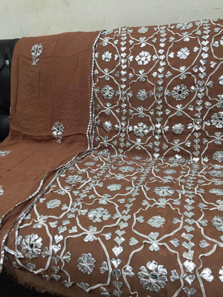 Beautiful Gotta Work Embroidery - RHIZMALL.PK Online Shopping Store.