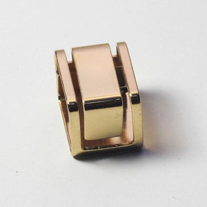Gold Platted Metal Ring