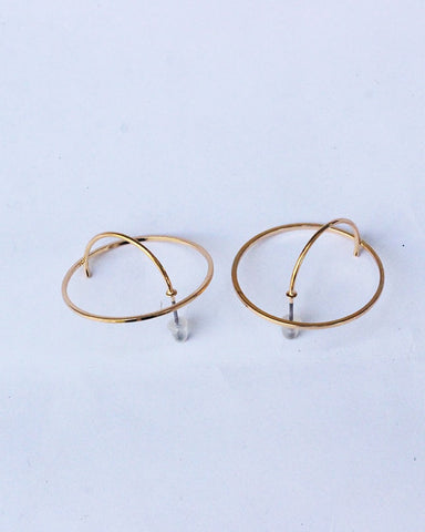 Two-Dimensional Earrings - RHIZMALL.PK Online Shopping Store.
