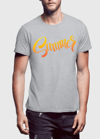 Summer Half Sleeves T-Shirt - RHIZMALL.PK Online Shopping Store.