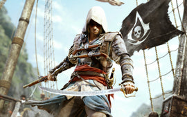 PS4 Assassin's Creed Black Flag Game - RHIZMALL.PK Online Shopping Store.