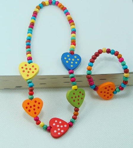 Elesa Strawberry Necklace and Bracelet Beads