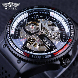 Winner Mechanial Rotating Bezel Design