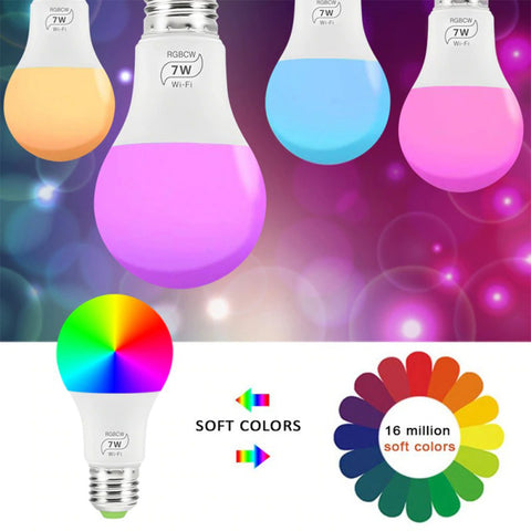 Buy Bubfi smart bulb in pakistan. Price of smart wifi bulb in pakistan. Bubfi wifi smart bulb for android.