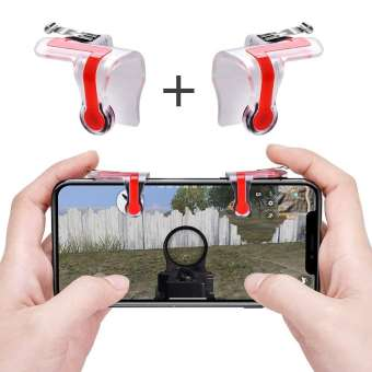 PUBG mobile MN Gaming L1R1 Controller Shooter PUBG Trigger - RHIZMALL.PK Online Shopping Store.
