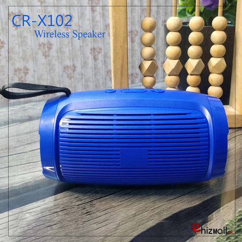 CR-X102 Wireless Speaker