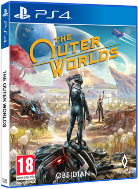 PS4 The Outer Worlds Game - RHIZMALL.PK Online Shopping Store.