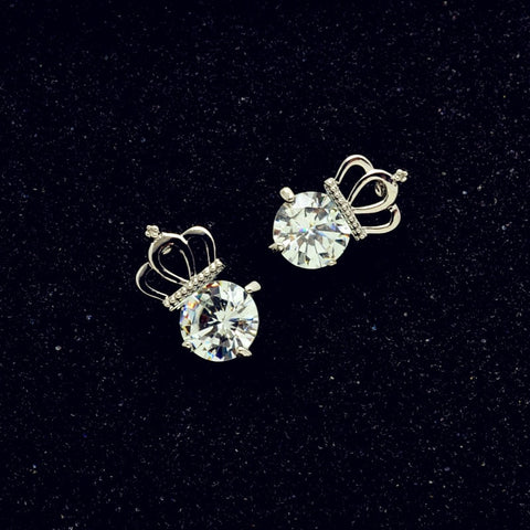 Mc Queen Zircon Crystal Stud - RHIZMALL.PK Online Shopping Store.