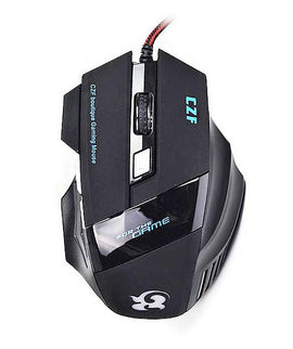 OPTICAL MOUSE T6 GAMING MOUSE - RHIZMALL.PK Online Shopping Store.