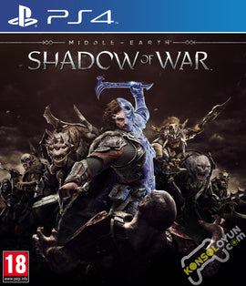 PS4 Shadow of War Game - RHIZMALL.PK Online Shopping Store.