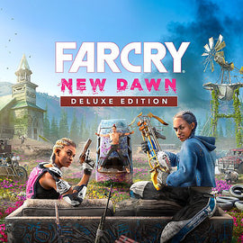 PS4 Far Cry New Dawn Game - RHIZMALL.PK Online Shopping Store.