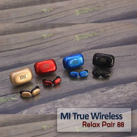 MI TWS Earbuds Wireless-Relax Pair 88 - RHIZMALL.PK Online Shopping Store.