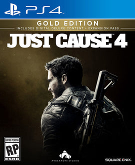PS4 Just Cause 4 Game - RHIZMALL.PK Online Shopping Store.