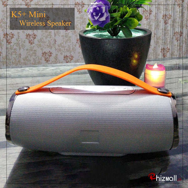 K5+ Mini Xtreme Portable Wireless Speaker