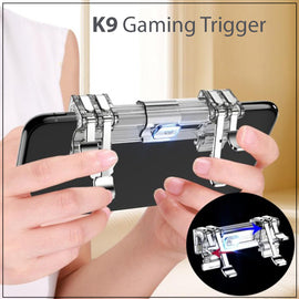 K9 Mobile Gaming Fire Button Trigger  For PUBG/FORTNITE