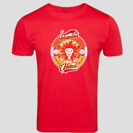 Islamabad United Red PSL Islamabad United Logo T-Shirt - RHIZMALL.PK Online Shopping Store.
