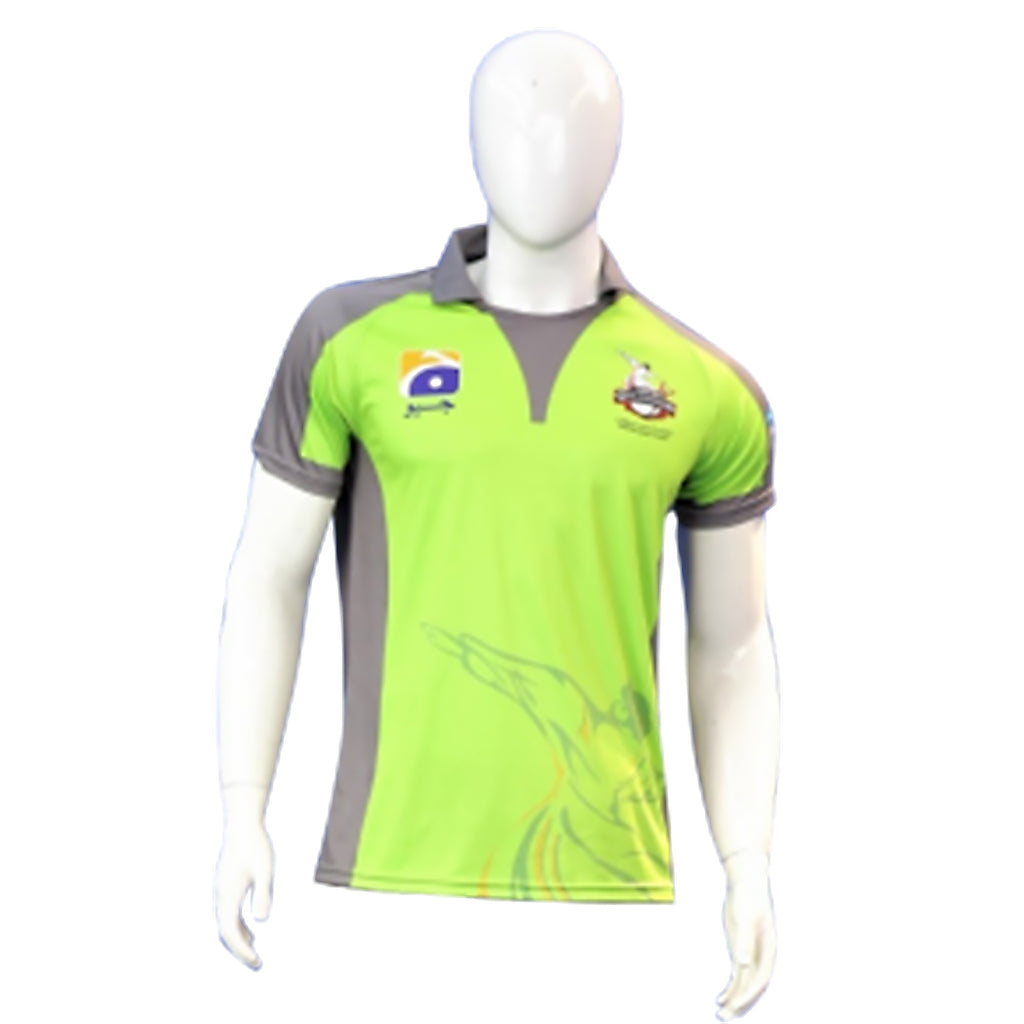 Lahore Qalandars PSL Official Tee-Shirts 2020 - RHIZMALL.PK Online Shopping Store.