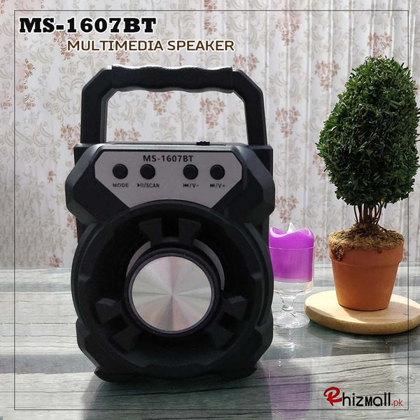 MS-1608BT Multimedia speaker