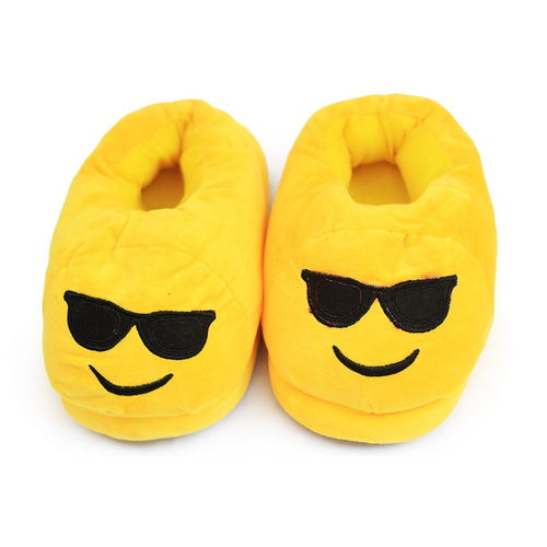 Emoji Slipper Cool Shade Warm and Comfortable