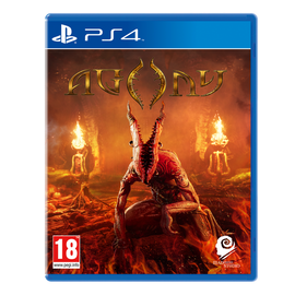 PS4 AGONY Game - RHIZMALL.PK Online Shopping Store.