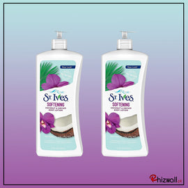 St. Ives- Softening Coconut Body Lotion 21 Oz