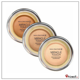MIRACLE TOUCH Skin Smoothing Foundation