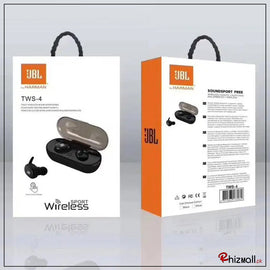 JBL TWS-4 Wireless Earbuds