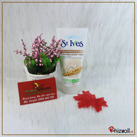 St. Ives- Nourishing and Smoothing Oatmeal Scrub and Mask, 170g