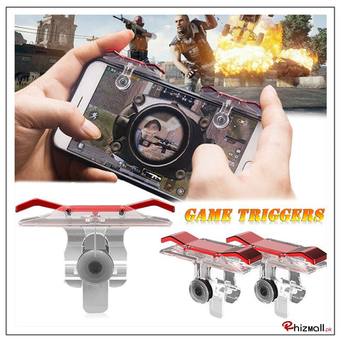 E9 Mobile Gaming Fire Button Trigger