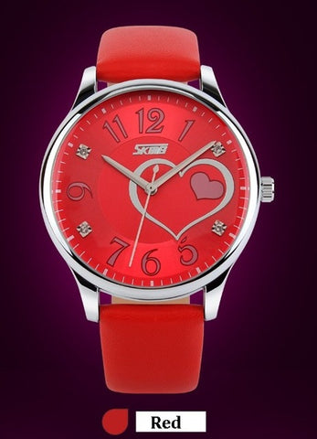 Ladies Casual Vintage Sports Wristwatch - RHIZMALL.PK Online Shopping Store.