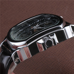 Winner Brand Automatic Skeleton Watch - RHIZMALL.PK Online Shopping Store.