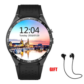 Kaimoru Bluetooth Smart Watch Android  Amoled Screen 3G wifi Wireless - RHIZMALL.PK Online Shopping Store.