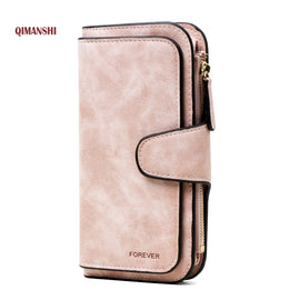 Wallet Brand Coin Purse PU Leather Women - RHIZMALL.PK Online Shopping Store.