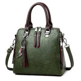 LEFTSIDE Fashion Woman Handbag Tassel Cat Totes - RHIZMALL.PK Online Shopping Store.