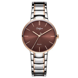 ONLYOU Fahion Diamond Women Wristwatch Gradient color Luxury Watch - RHIZMALL.PK Online Shopping Store.
